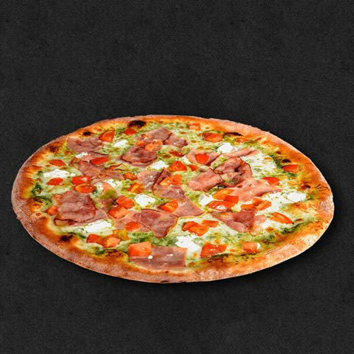 Pizza Royal Garlic - Mica